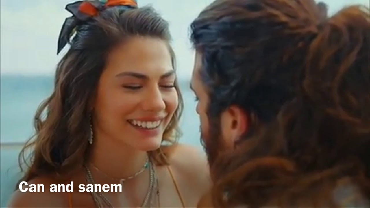 Can yaman and demet ozdemir in erkensi kus. Music: yalin (sevisler)