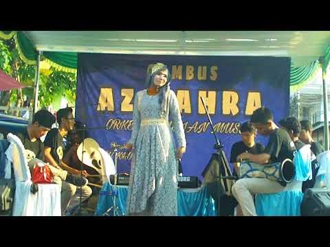 CINTAI AKU KARNA ALLAH | Az-Zahra Gambus