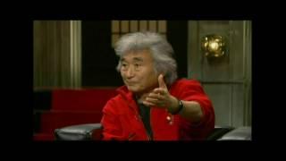小澤征爾「スペードの女王」を語る2009年