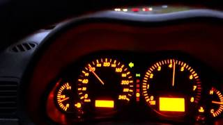 Acceleration test Toyota Avensis 2.0 liter engine, gasoline, automatic, year 2006