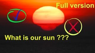 There is no sun on Flat Earth - full version Nikon coolpix P900