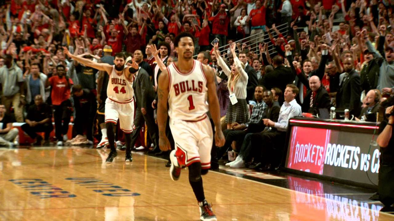 Derrick Rose Wins Game 3 at the - 132.1KB