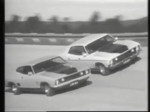 Ford XB Falcon GT   TV commercial