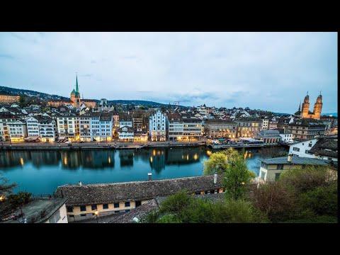 24 Hours In Zurich, Switzerland - Interrail Trip - Canon 5D Mark III Magic  Lantern 60fps Raw 14 Bit