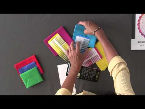 The Ultimate 3-in-1 Color Tool And Studio Color Wheel