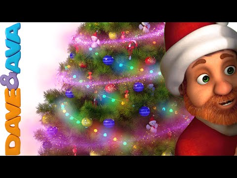 We Wish You a Merry Christmas | Christmas Carol and Christmas Songs from Dave and Ava