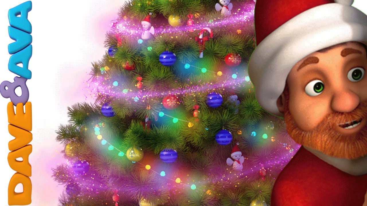 Christmas Carols Youtube.We Wish You A Merry Christmas Christmas Carol And Christmas Songs From Dave And Ava