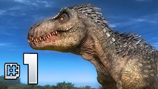 The Hunter Primal Ep 1 - Chicken T.Rex