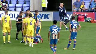 HIGHLIGHTS: Town 1 Bristol Rovers 1