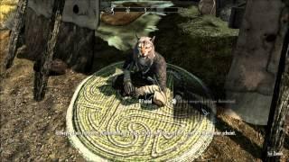 Lets Play TES V - Skyrim - 5 - Landarbeit und Banditen