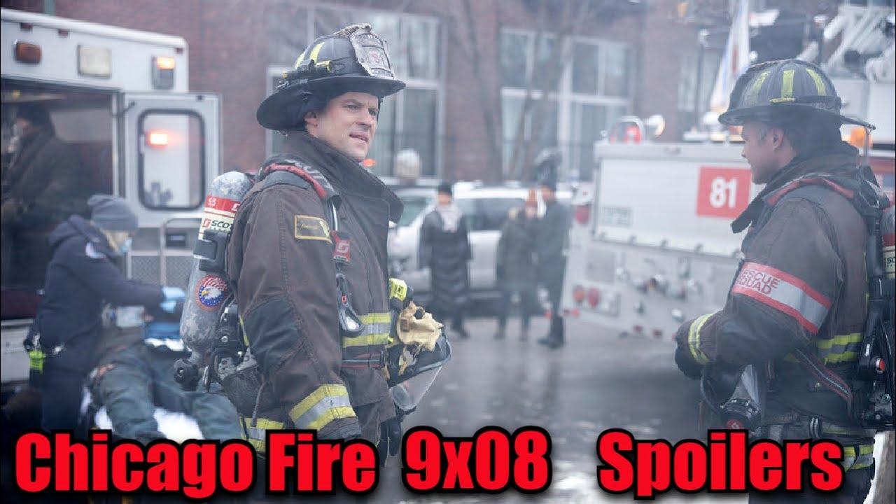 "Download Chicago fire   9x08   ""Escape Route""   Spoilers & Details   Season 9 Episode 8"