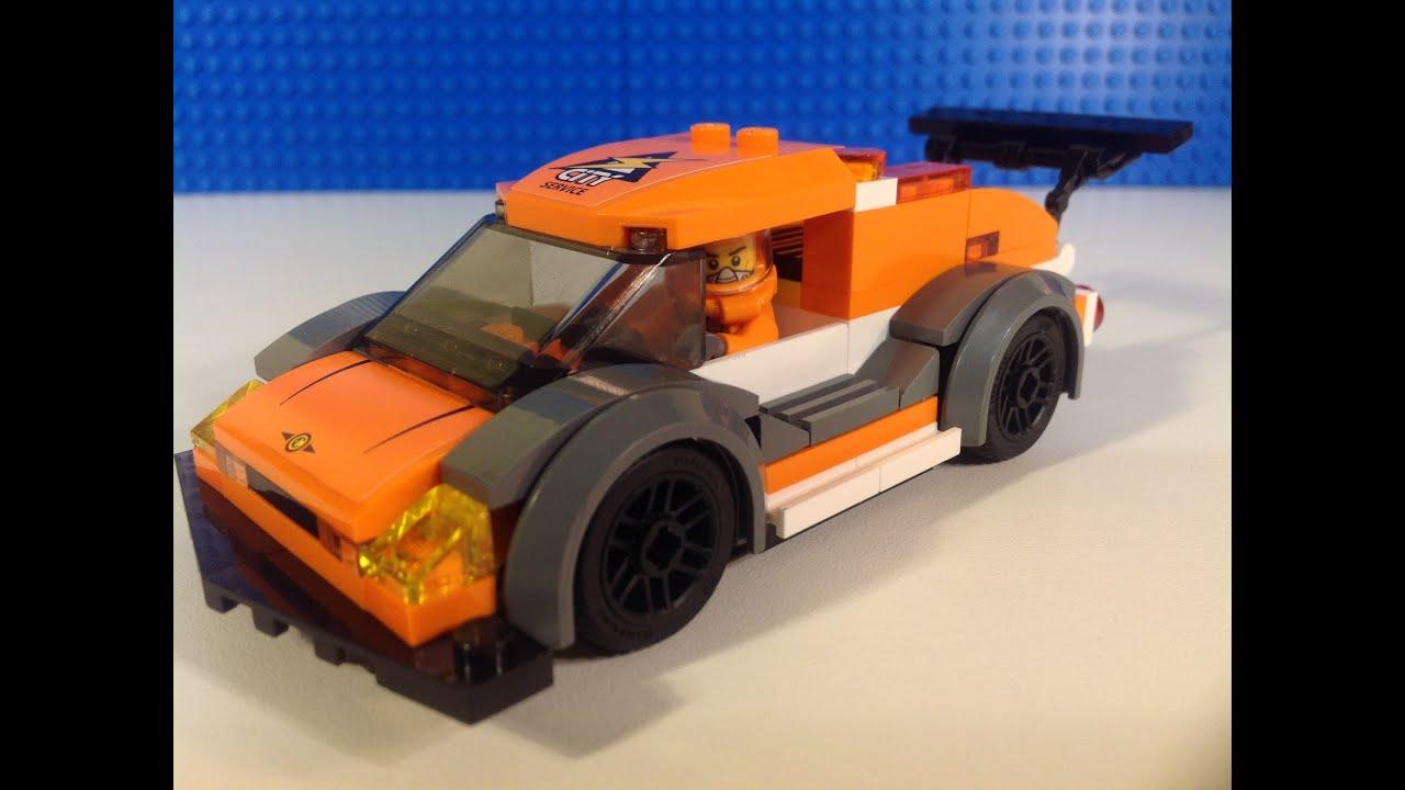 Lego Car Racing Youtube