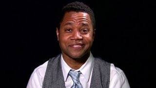Cuba Gooding Jr. reveals the story behind his name