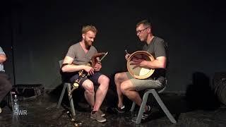 Andy Kruspe (1), Teacher's Recital, Craiceann Bodhrán Festival 2018