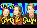 A Chat With My Friends - What Guys Really Think About Girls - Chelsea Crockett