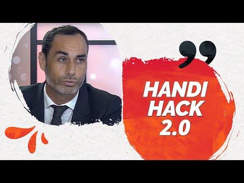 CRIT sur La Chaîne Normande : Retour sur le Handihack 2.0