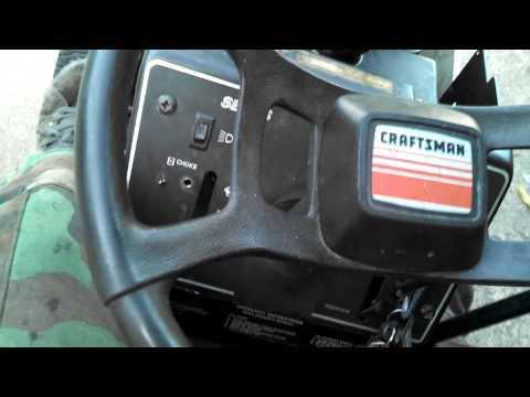 Belt brake test