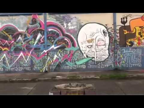 El mejor Street-art de Bogotá