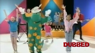 The Wiggles DUBBED: D.O.R.O.T.H.Y (My Favorite Dinosaur)