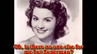 Patricia Marand -- Incomparable Lois Lane