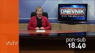 VTV Dnevnik najava 18. listopada 2017.