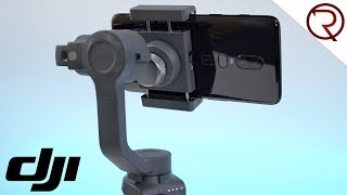 Great Smartphone Stabilizer - DJI Osmo Mobile 2 Gimbal Review