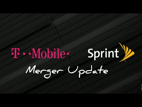 T-MOBILE and Sprint Merger update.