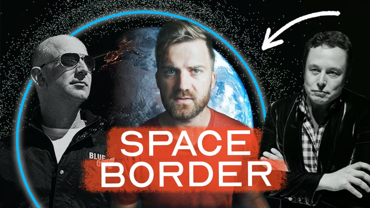 The Space Border That Could Seal Us on Earth