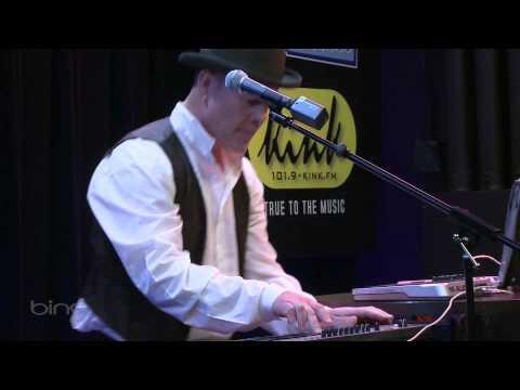 Thomas Dolby - Europa (Bing Lounge)