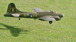 BOEING B17 BOMBER - GREEN AIR DESIGHNS - IAN  AT HDMFC