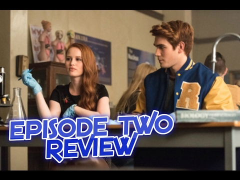 Riverdale Season 1 Episode 2 'Chapter Two A Touch of Evil' Review