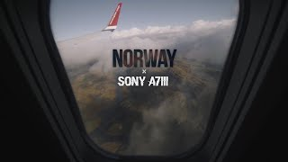 Sony A7III x NORWAY | Cinematic Video [4K]