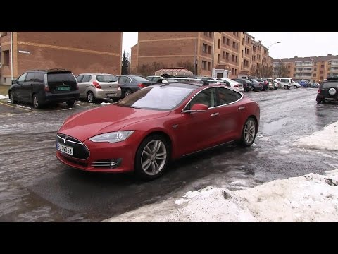 #21 Tesla Model S road trips: Farewell Oslo, for now part 2