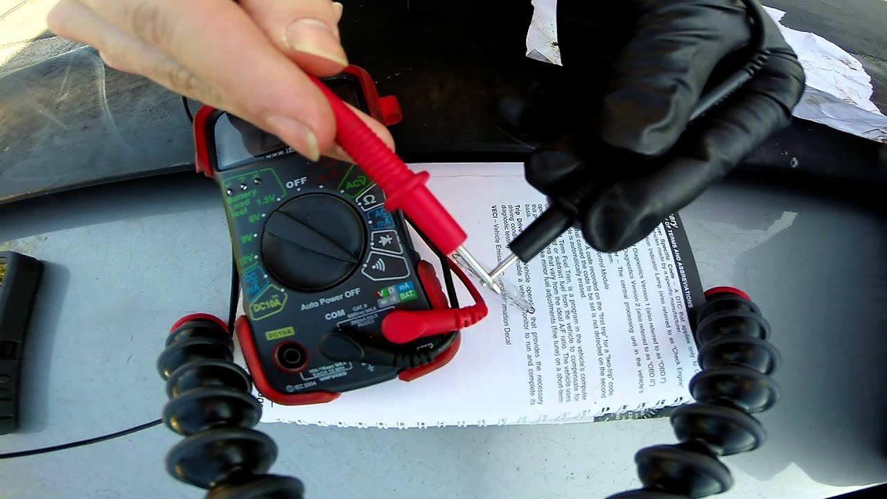 How To Test A Dome Light And Fix Switches Diyautotech Hd Youtube Vw Wiring Harness Compass