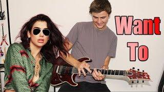 Want To - Dua Lipa (Cover) | Electric Rock Guitar Cover Video