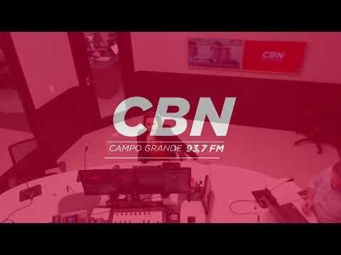 CBN Campo Grande com Ginez Cesar e Ingrid Rocha - (13/02/2020)