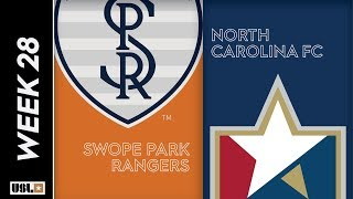 Swope Park Rangers Vs. North Carolina FC September 14th 2019