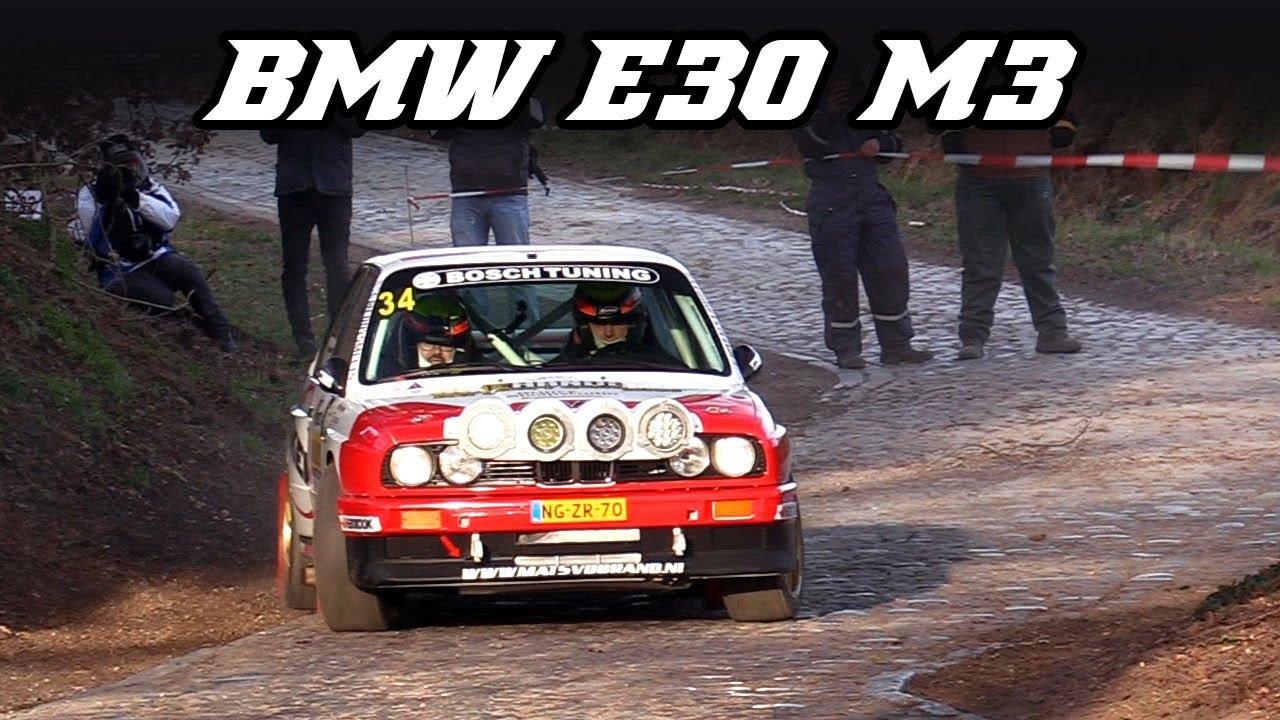 Bmw E30 M3 Rally Van Haspengouw 2018