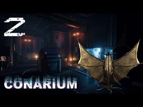 Conarium Part 2 | Pre human species