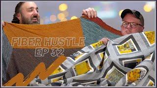 Fiber Hustle - Sewing & Knitting Podcast (Fibercast) - Ep 32