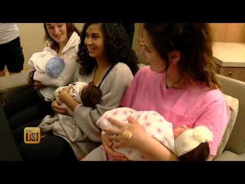 Nebraska Military Wives Give Birth Simultaneously + More of this Week's Weirdest News Stories