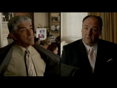 Download The Sopranos - Rusty Millio gets whacked - Munchkinland loses its beloved mayor