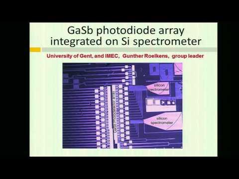 Richard Soref plenary talk Photonics West 2013: Group IV Photonics for the Mid Infrared