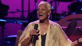 Dionne Warwick performs
