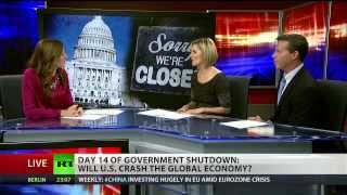 Shutdown, debt ceiling: Will the US crash the global economy?