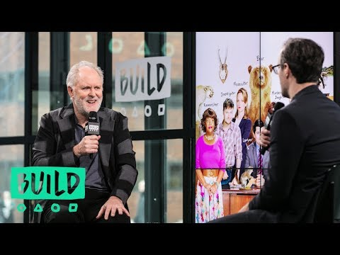 "John Lithgow Discusses His NBC Show ""Trial And Error"""