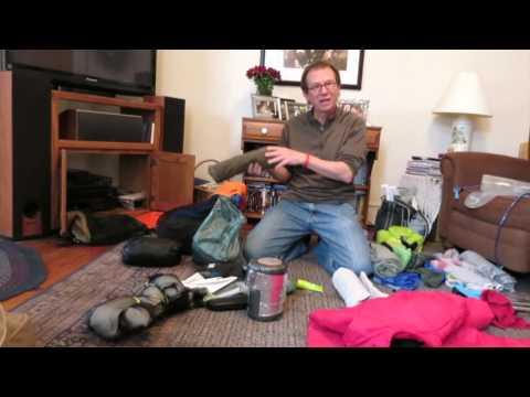 AT Thru-Hike 2016 - Gear