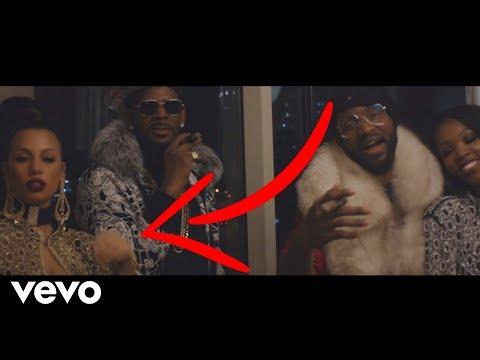 Fally Ipupa - Nidja feat. R. Kelly (Clip officiel) Reversed