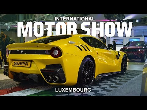 International Motor Show | Luxembourg 2017