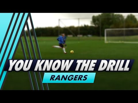 One-Two with the Crossbar   You Know The Drill - Rangers with Andy Halliday